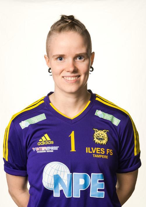 #1 Emiilia Syvänen - Ilves Futsal naiset