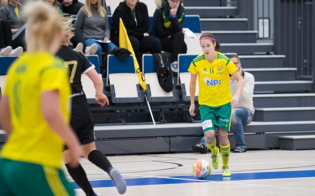 Ilves piti Riemun nollilla, Kykkänen tehoili 5 maalia.